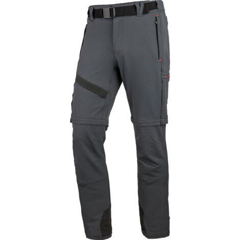 Pantalon de Travail Action Zip-Off Würth MODYF anthracite