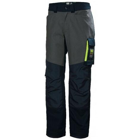 Pantalon de travail Aker bleu/gris Helly Hansen - plusieurs modèles disponibles