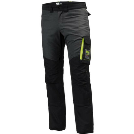 Pantalon de travail AKER Helly Hansen Gris / Noir