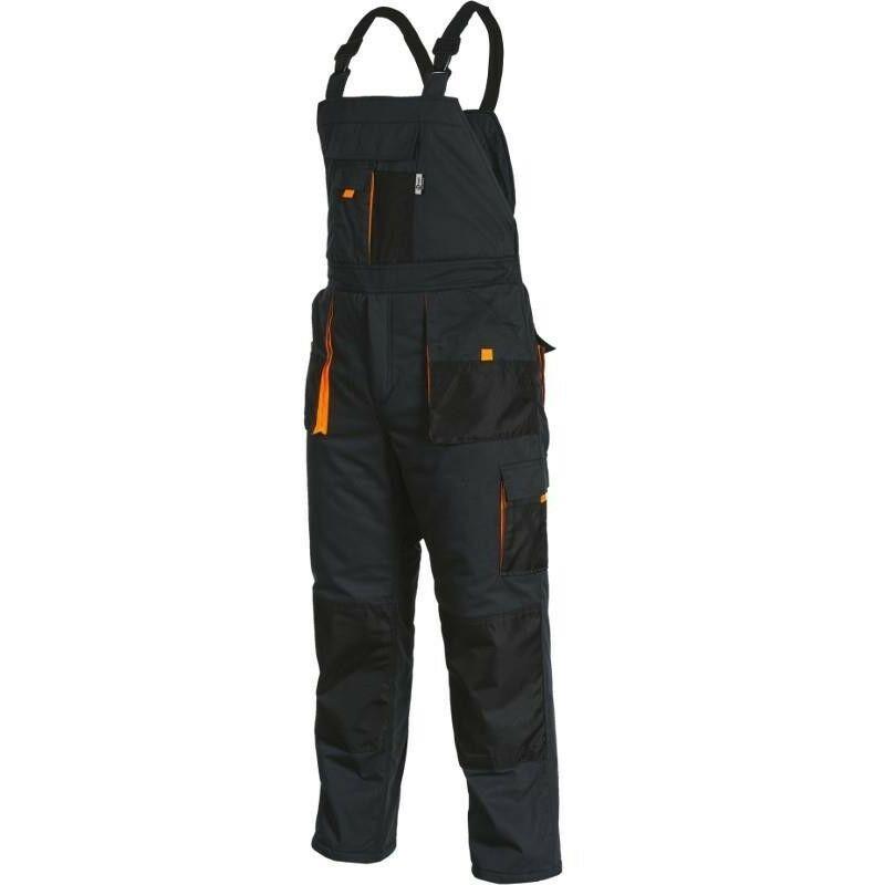 2dimport - Pantalon de travail AUGUR bavette XL (98-102)