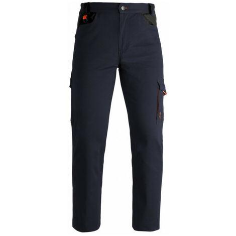 Pantalon de travail bleu INDUSTRY Kapriol résistant et durable - plusieurs modèles disponibles