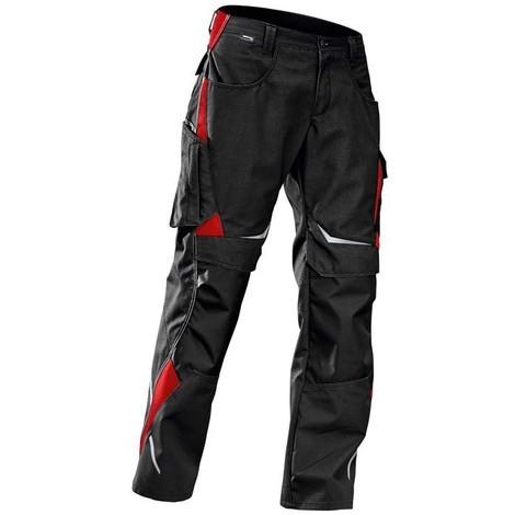 Pantalon de travail bleu /noir,Gr.102