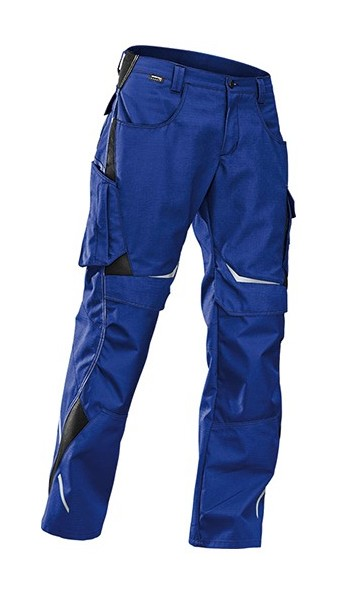 Kubler - Pantalon de travail bleu /noir,Gr.58