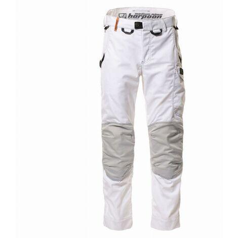 Pantalon de travail Bosseur Harpoon Medium Niva - Spécial peintre et plaquiste - Taille 48 - 11638