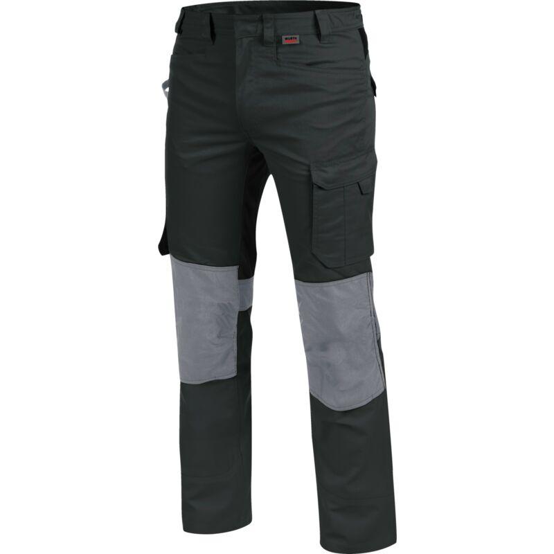 pantalon de travail Cetus anthracite/gris - 60 - Würth Modyf