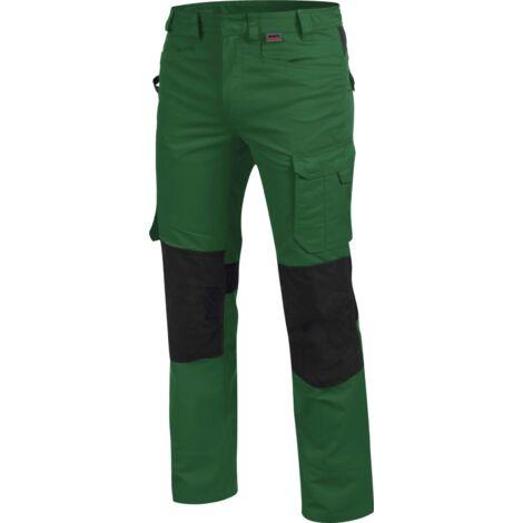 Pantalon de travail cetus würth modyf vert/noir