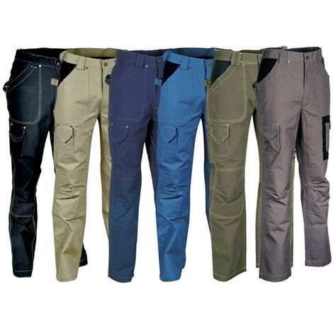 Pantalon de travail Cofra Dublin