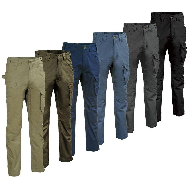 Pantalon de travail Kalamata Noir 58 - Cofra