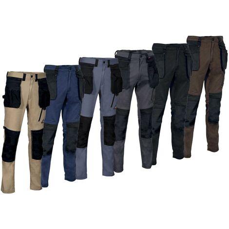 Pantalon de travail Cofra Kudus super stretch