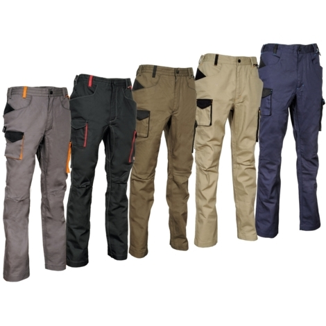 Pantalon de travail Cofra Mompach
