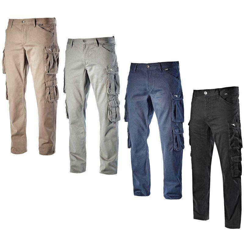 Pantalon de travail Diadora Utility WAYET II Bleu xxl