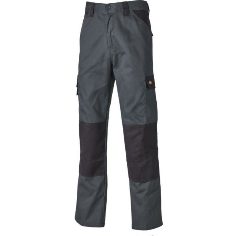 Pantalon de travail Everyday CVC Gris / Noir 4XL - Dickies