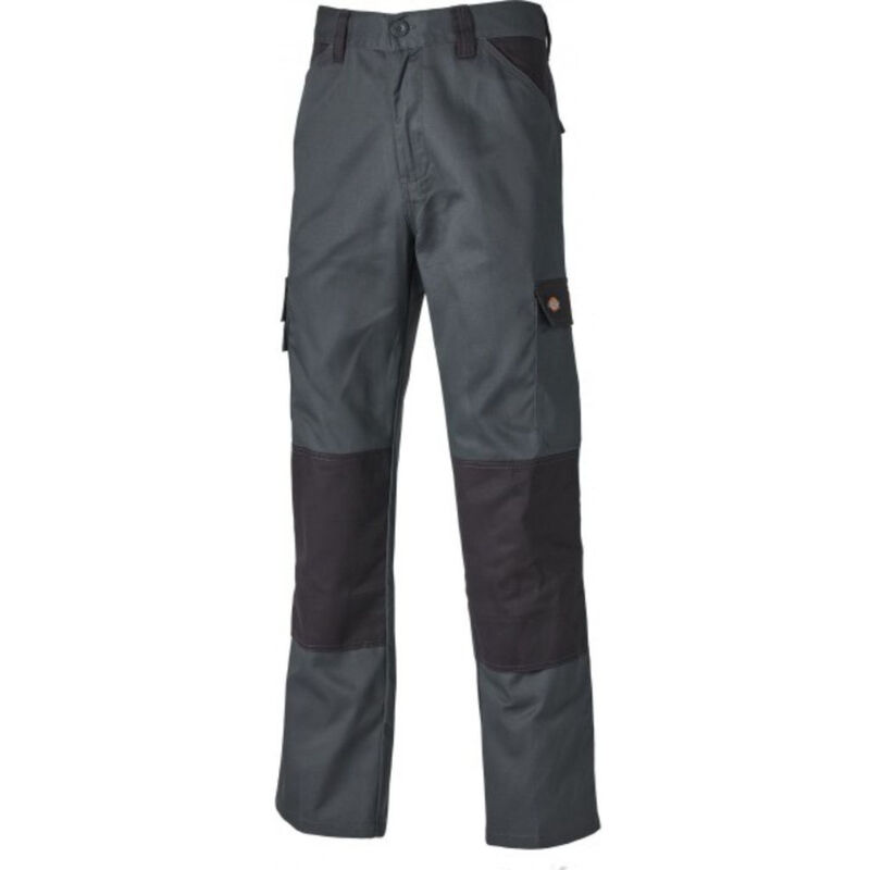 Pantalon de travail Everyday CVC Gris / Noir S - Dickies