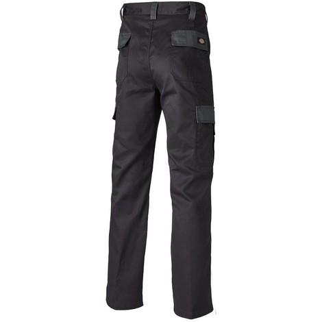 Pantalon de travail DICKIES Everyday ED24/7 - Gris et noir - 46