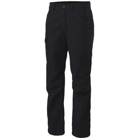 Pantalon de travail Ducati INN-LANE couleur noir