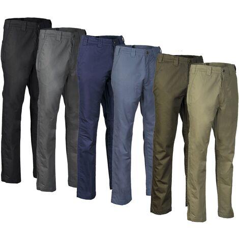 Pantalon de travail en coton 100% Cofra Neapoli