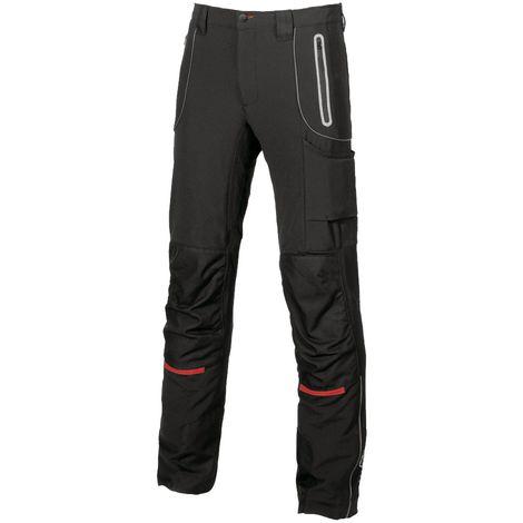 Pantalon de travail en softshell extensible Upower PIT