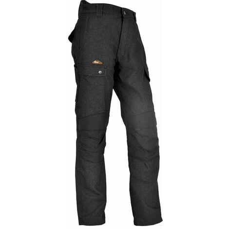 Pantalon de travail ENDU taille 38, noir