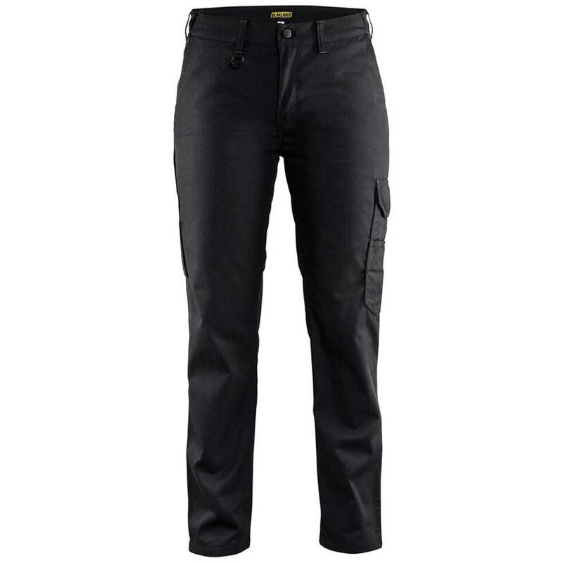 Pantalon de travail femme Industrie Noir 50 - Blaklader