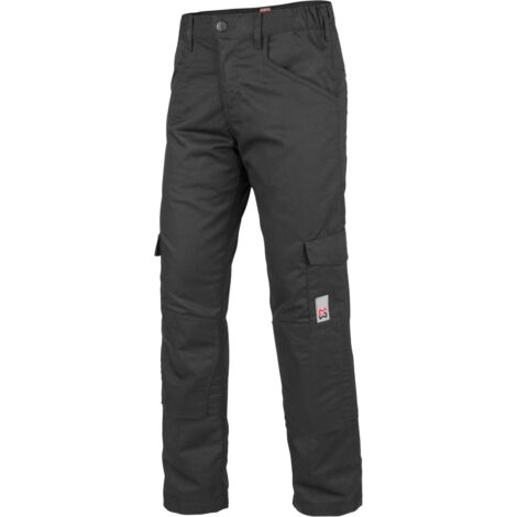 Pantalon de travail femme Cargo Würth MODYF noir