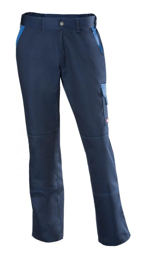 Pantalon de travail FORTIS Basic 24, bleu ,Gr.46