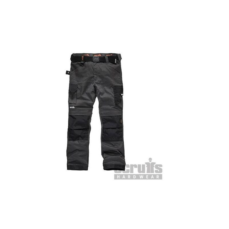 Pantalon de travail graphite Pro Flex, 34S, 34S