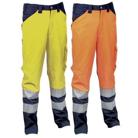 Pantalon de travail haute visibilité Cofra Twinkle