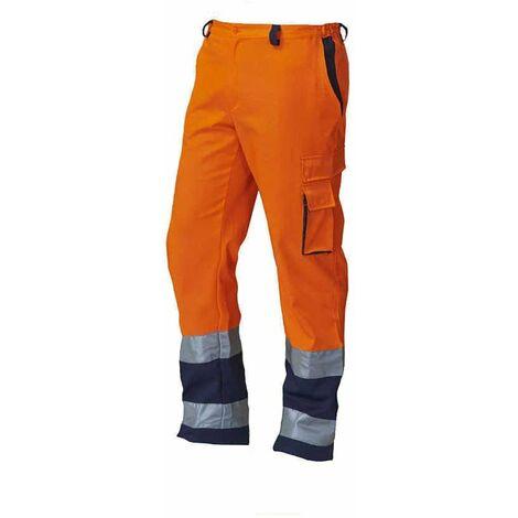 Pantalon de travail haute visibilité Siggi Step One 69SE0335