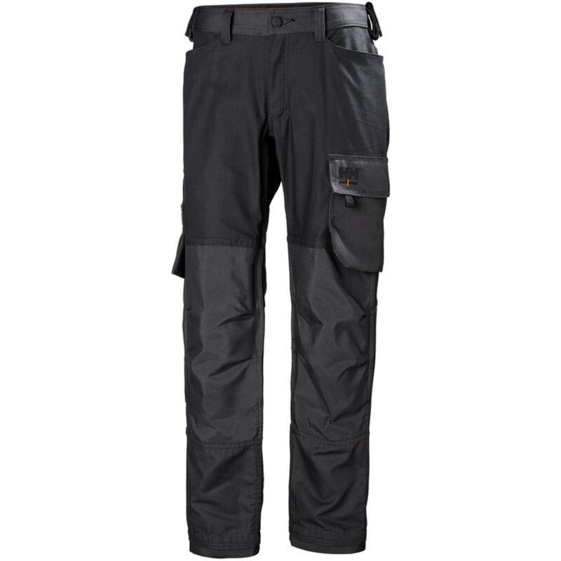 Pantalon de travail Helly Hansen OXFORD Noir 58