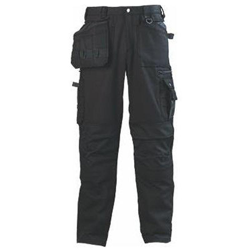 Pantalon de travail multipoches Coverguard Bound Noir S