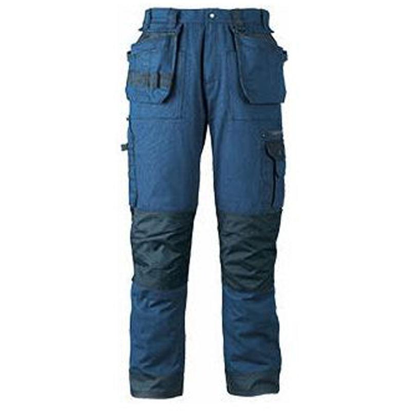 Pantalon de travail multipoches Coverguard Bound Bleu Jean XS