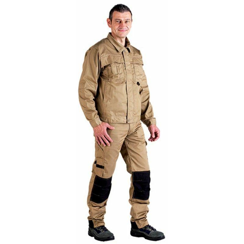 Coverguard - Pantalon de travail CLASS BLACK - 8CLP Taille : 3XL