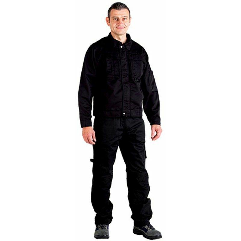 Pantalon de travail CLASS BLACK - 8CLP Taille : L - Coverguard