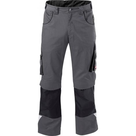 Pantalon de travail Homme FORTIS 24, Dark grey/black,Taille 98