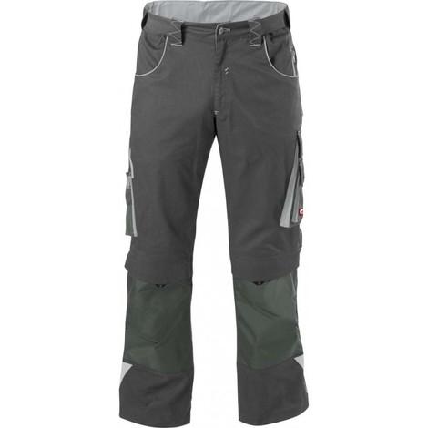 Pantalon de travail Homme FORTIS 24, DarkGrey/lightgrey,Gr.34