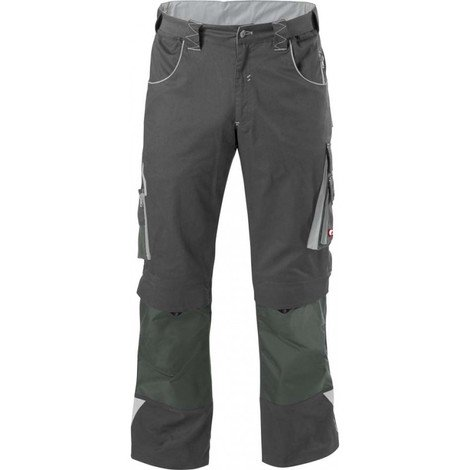 Pantalon de travail Homme FORTIS 24, DarkGrey/lightgrey,Gr.64