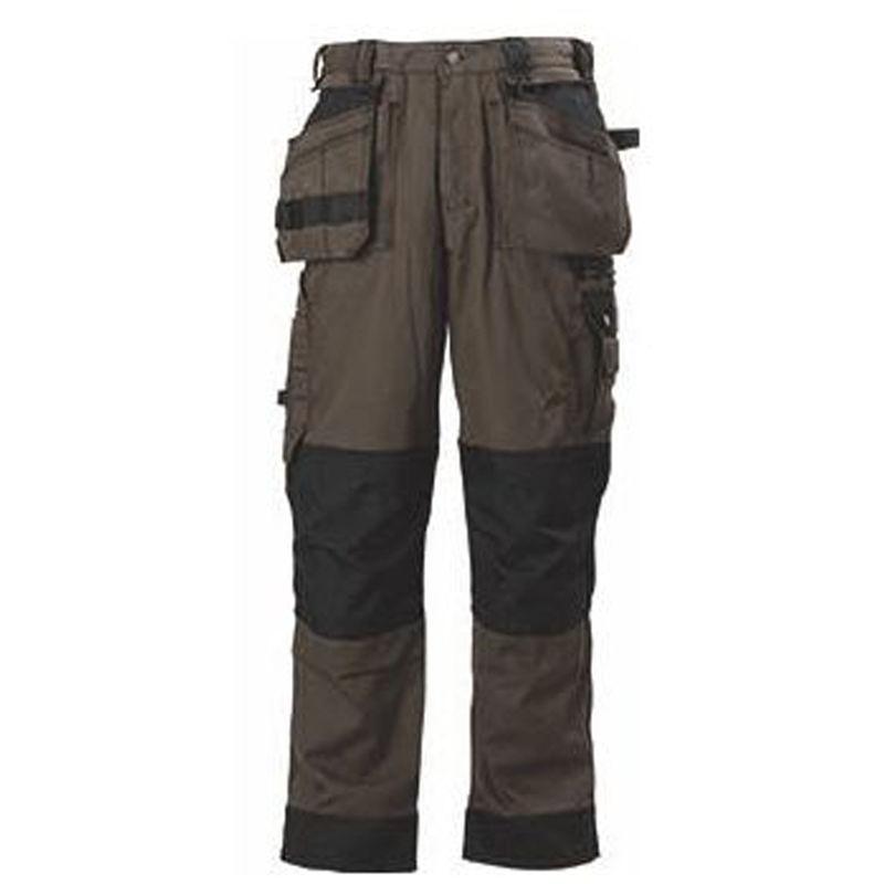 Pantalon de travail multipoches Coverguard Bound Vert XL