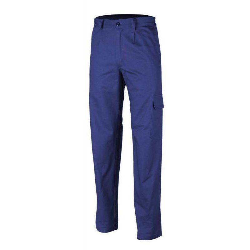 Pantalon de travail homme PARTNER Bleu Royal - T. S - Coverguard