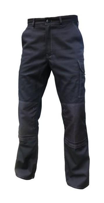 Pantalon typhon marron t4