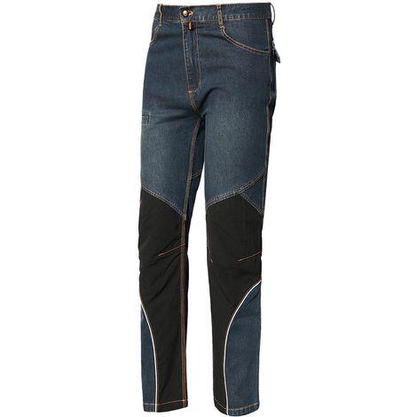 Pantalon de travail Industrial Jeans Extreme 8838