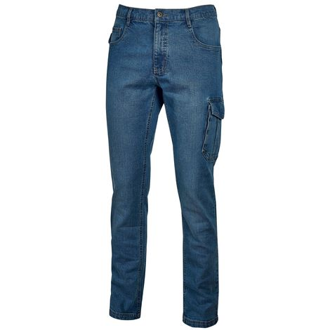 Pantalon de travail jeans U Power JAM