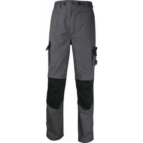 Pantalon de Travail M5PAN DELTAPLUS Gris