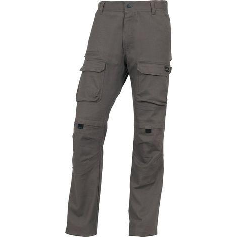 Pantalon De Travail MOPAN DELTAPLUS Gris