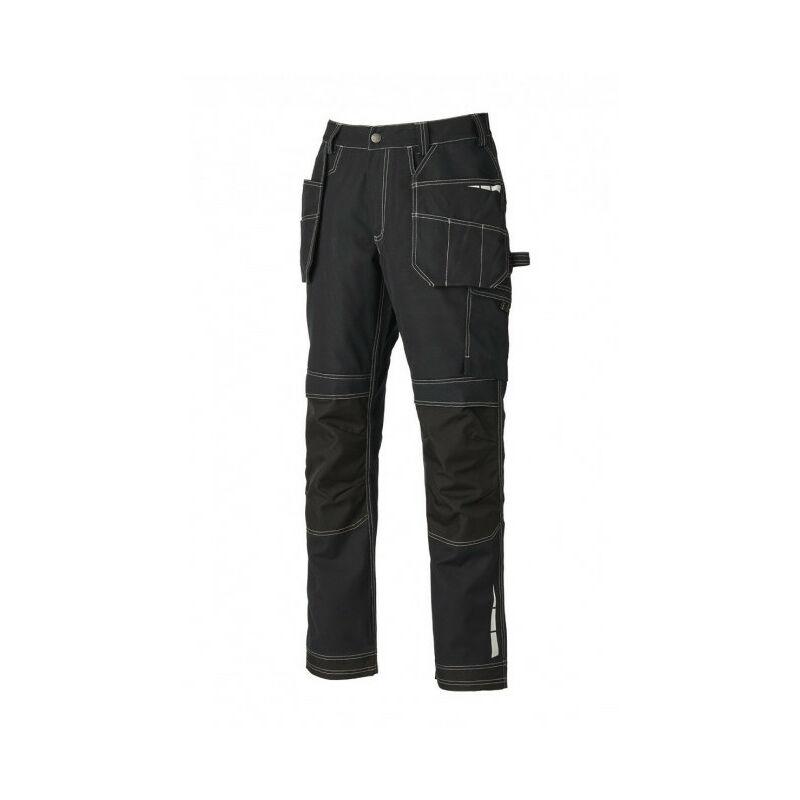 Pantalon noir Eisenhower Extreme DICKIES (54) - Taille pantalon : 54