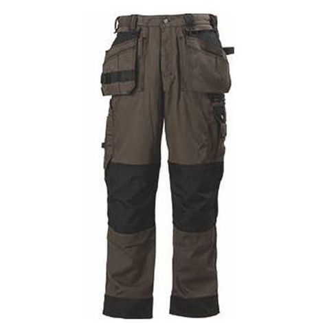Pantalon de travail multipoches Coverguard Bound Vert M