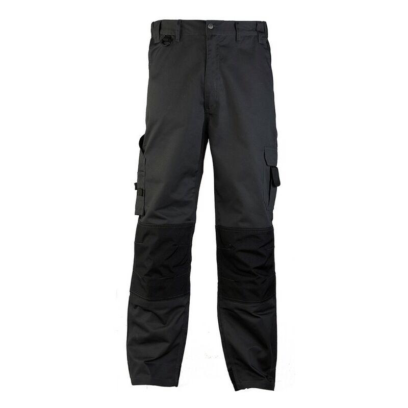 Pantalon de travail multipoches CLASS TROUSER Gris Foncé L - Coverguard