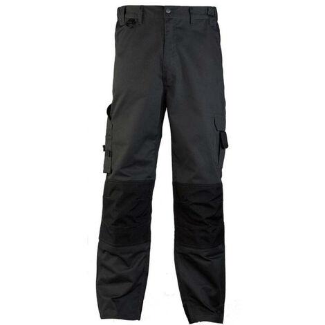 Pantalon de travail multipoches Coverguard CLASS TROUSER Gris Foncé L