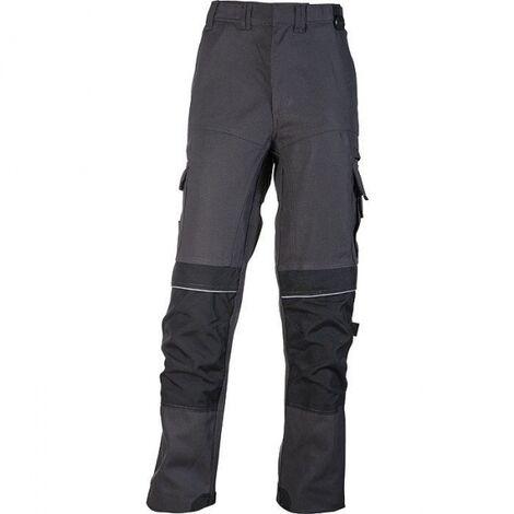 Pantalon de travail multipoches Coverguard SMART Gris
