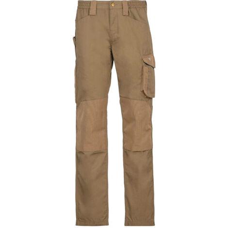 Pantalon de travail multipoches Diadora ROCK Beige