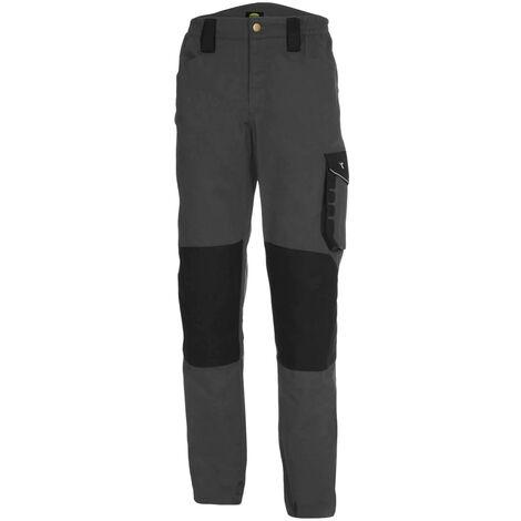 Pantalon de travail multipoches Diadora ROCK Gris XXL